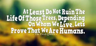 Don&#39;t destroy, merely love! #gogreen #eco #optoutside<br>http://pic.twitter.com/3RTzoby6rH