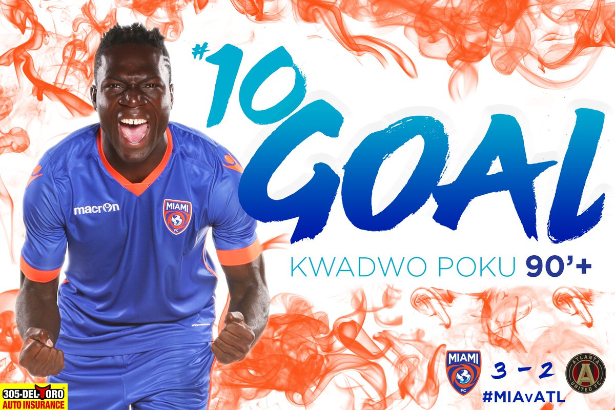 90+' – GOAL!!! Poku flies past the defense and finishes a 1v1 chance t...
