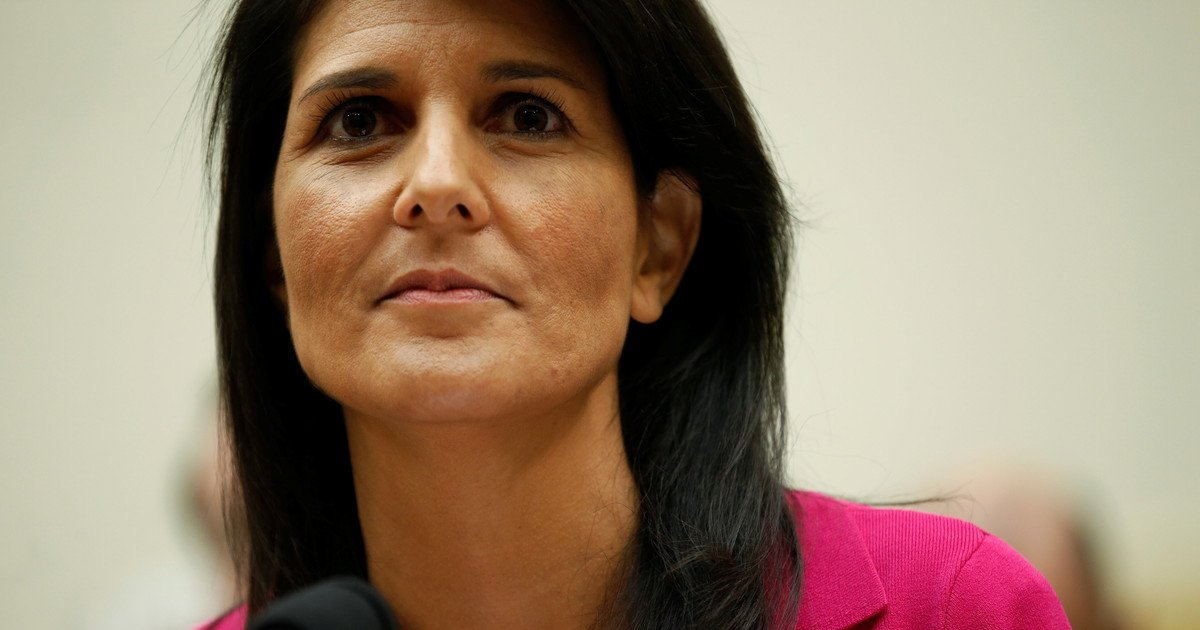 Nikki Haley is the United States Ambassador to the United Nations appointed by President Donald Trump She was governor of South Carolina from 2011 to 2017
