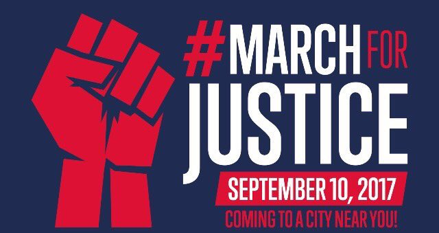 GET READY! #MarchForJustice is coming to a city near you! #ItsTime #Tr...