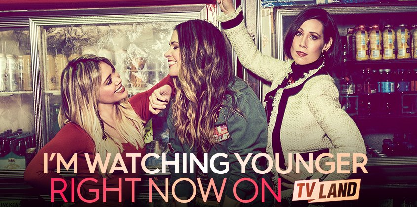 RETWEET now if you're watching #YoungerTV! https://t.co/luXKWHybFJ
