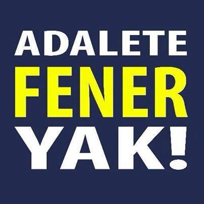 #AdaletYürüyüşü #Fenerbahçe #SarıTribün...