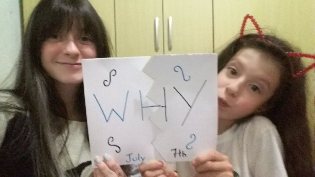 Look what me and my little sis did for you @SabrinaAnnLynn we&#39;re looking forward to july 7th!!!  #why #whyiscoming<br>http://pic.twitter.com/Wy4XJnCuPI