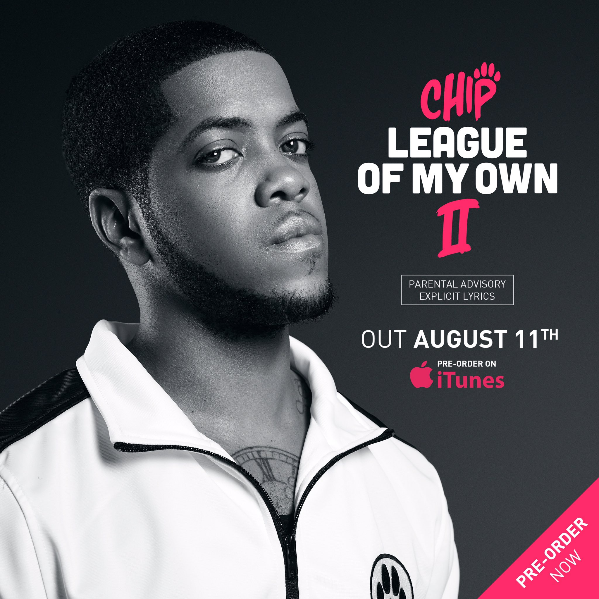 PRE-ORDER LEAGUE OF MY OWN II NOW!!! OUT 11TH AUGUST - https://t.co/DVuwZrL1yZ #CM 🆙🆙🐾 https://t.co/nSyh6peAJM