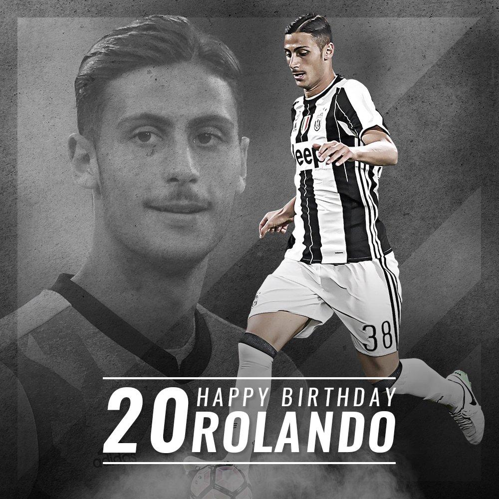 Compie 20 anni Rolando Mandragora. Auguri da tutti noi, @OfficialRolly...