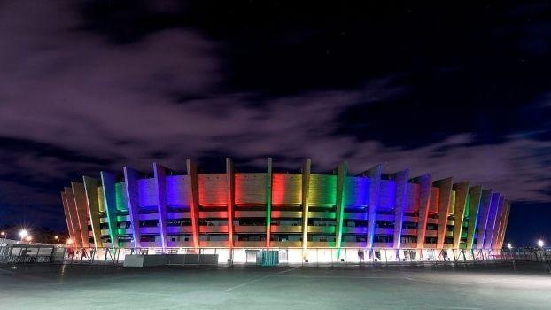 Inter, Grêmio, Avaí e Mineirão se manifestam no Dia do Orgulho LGBT https://t.co/teKezv1chS