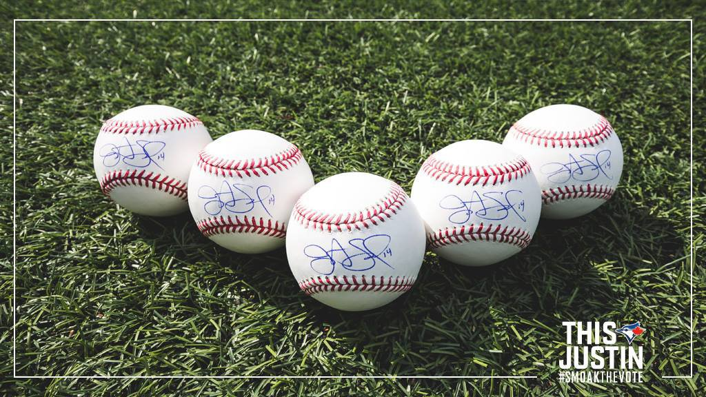 One of these ⚾️ could be yours!   #SmoakTheVote: https://t.co/xdaKNOj8...