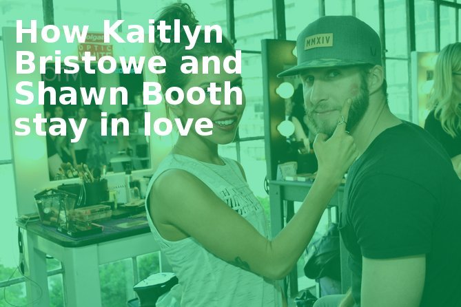 How Kaitlyn Bristowe and Shawn Booth stay in love -  http:// crwd.fr/2tacZCp  &nbsp;    http:// crwd.fr/2ta7iEe  &nbsp;   #passationdepouvoir # <br>http://pic.twitter.com/SqY7Ghv3Af