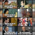 #Iraq #Libya #Syria #Russia  #Petrodollar #USD = #RegimeChange #NoMoreWar #NoMoreOccupations via @inartic https://t.co/PHrTW02Dt6
