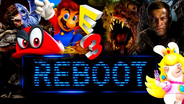 REBOOT - #E32017 Impressions and What's New In Reboot Season 2 https://t.co/z845PVVASB