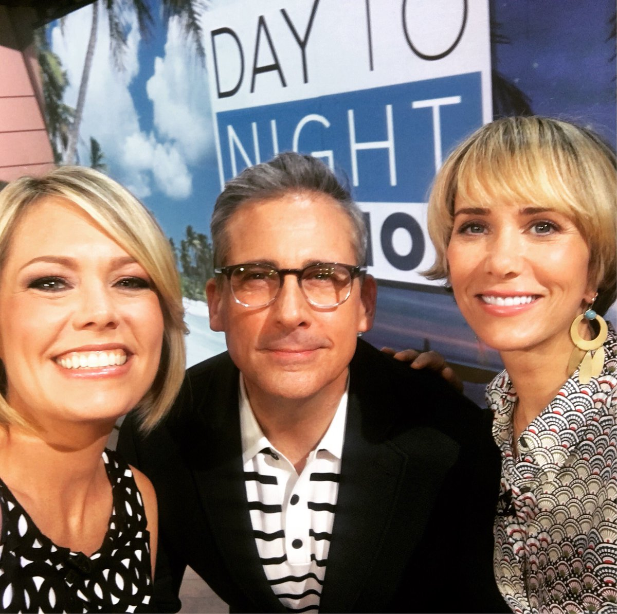 Dylan Dreyer On Twitter Absolutely Loved Meeting Stevecarell And