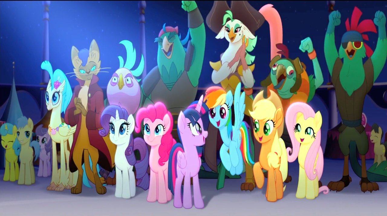 My Little Pony: The Movie Trailer Is Here