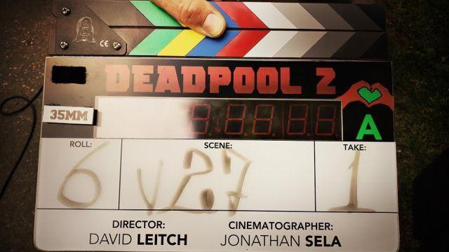 #Deadpool2 Set Photos and Details Debut! https://t.co/fdBg1vBjiT #dead...