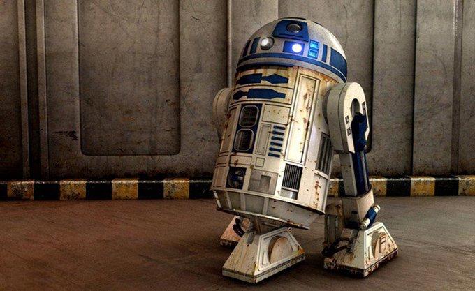 Робота R2-D2 из «Звездных войн» продали на аукционе почти за $3 млн https://t.co/SvbKiFavU2