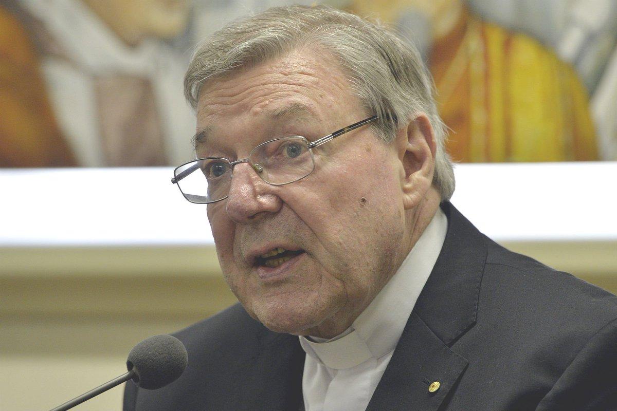 Cardinale #Pell incriminato per reati sessuali, è superministro Econom...