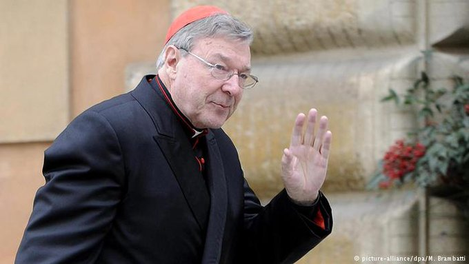 Cardinal George Pell has been charged with multiple sexual offenses, Australian police say https://t.co/GrwjFstjgT