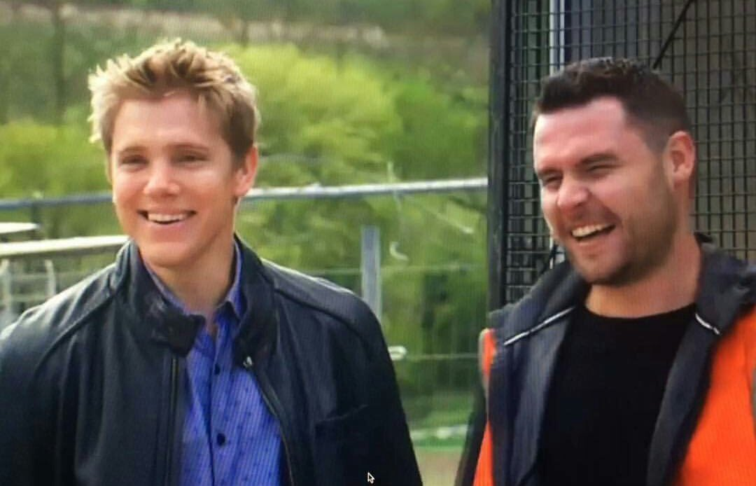 @Danni2906 again a very happy birthday to you my robron-friend 🎂🎉🎈 may...