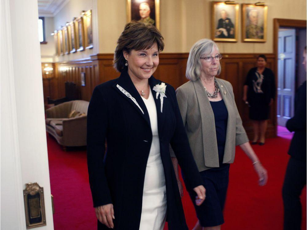 Clark to tell lieutenant-governor the NDP-Green alliance cannot offer...