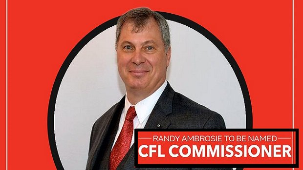 Get to know new @CFL commissioner Randy Ambrosie. MORE @ https://t.co/...