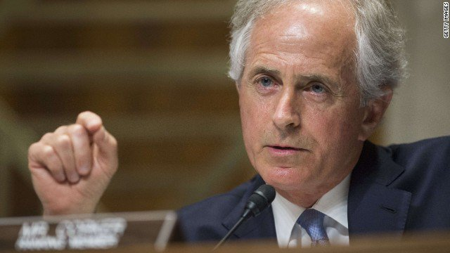 Sen. Corker says Russia sanctions fight has devolved into 'total silli...