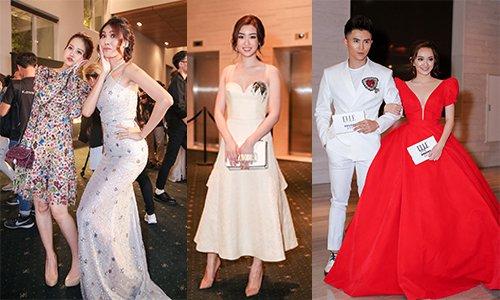 Ngắm vẻ đẹp muôn màu của dàn sao Việt xuất hiện tại lễ trao giải Elle...