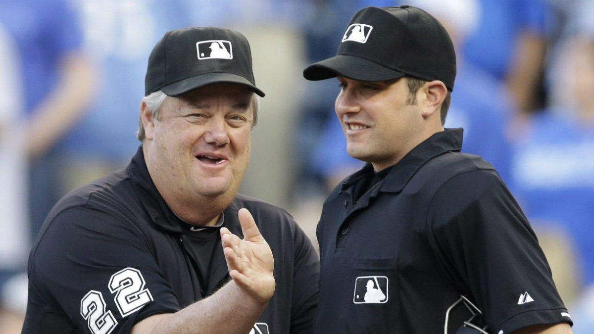 Incredible – MLB umpire John Tumpane helped to save a woman's life on...
