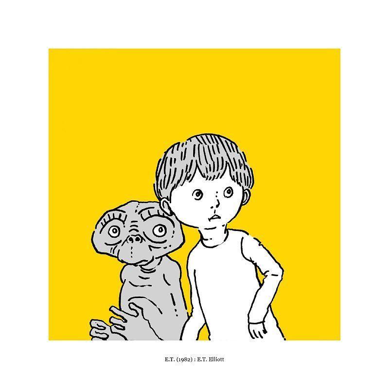 jigowatt على تويتر et elliott illustration painting drawing