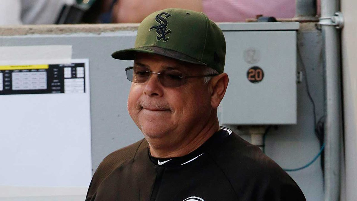 White Sox manager Rick Renteria has been ejected for the third time in...