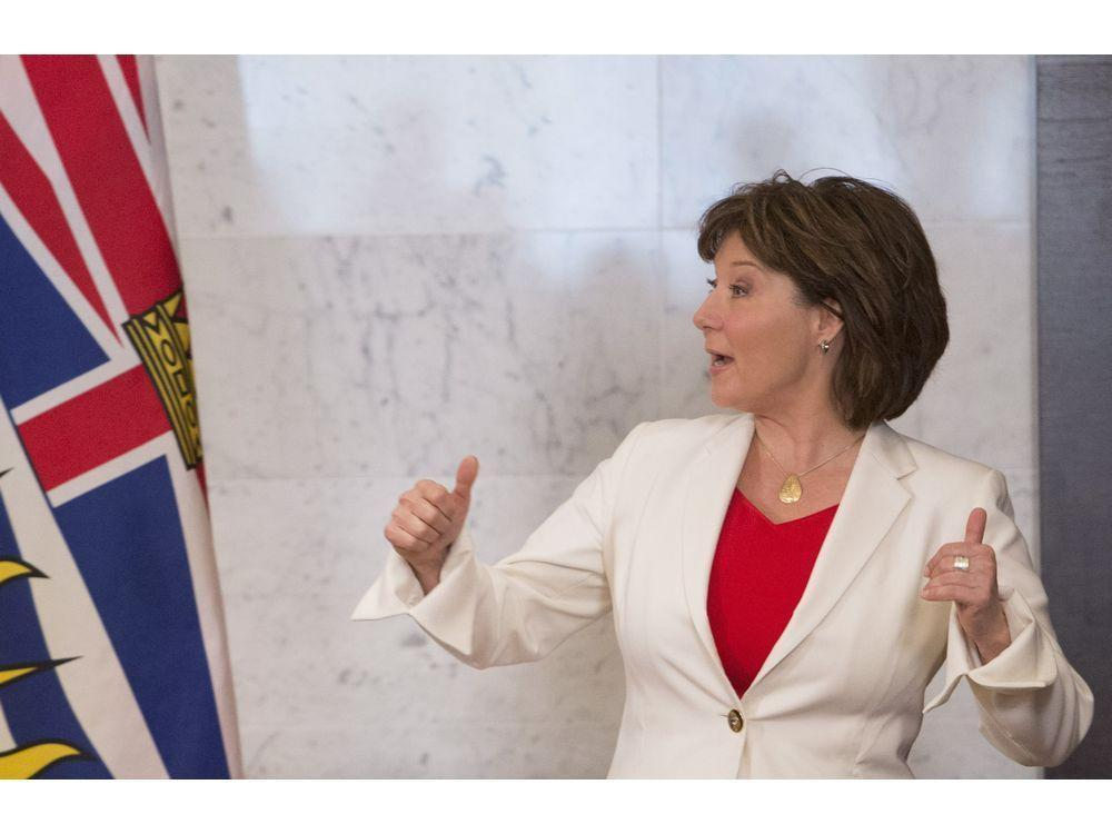 Vaughn Palmer: Clark schemes, dreams NDP-Green alliance is a flop-in-w...
