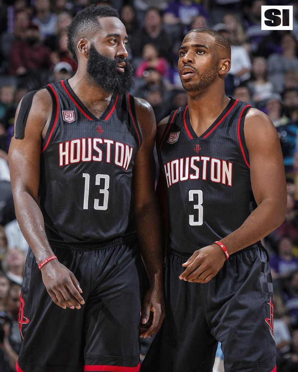 Analyzing a CP3-Harden backcourt and why all is not lost for the Clipp...