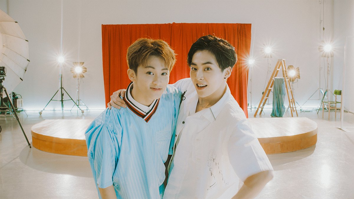 [#STATION] #EXO #XIUMIN X #NCT(@NCTsmtown) #MARK 'Young & Free' 2017.07.07 6PM(KST)
