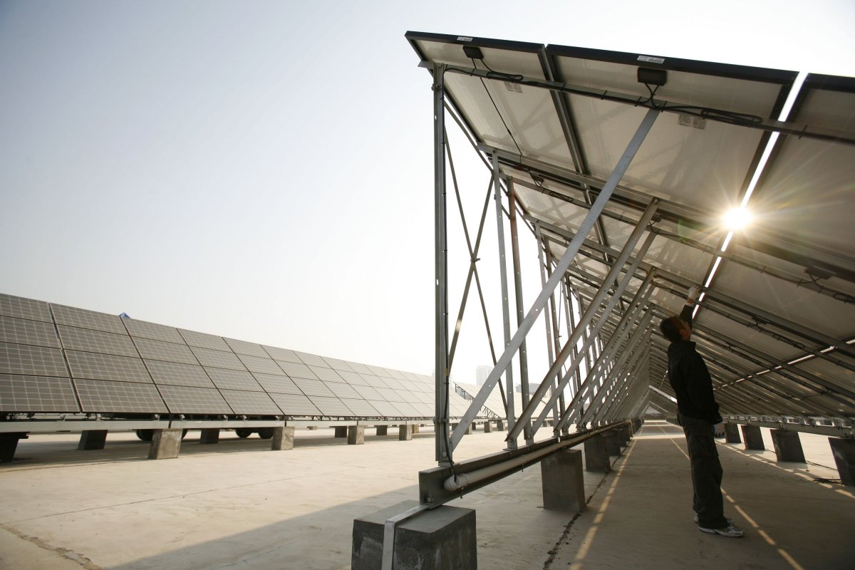 An entire region of #China just ran on 100% #renewableenergy for 7 days @businessinsider   http:// ow.ly/1s6g30cZKA1  &nbsp;  <br>http://pic.twitter.com/HSX1aOo2nG