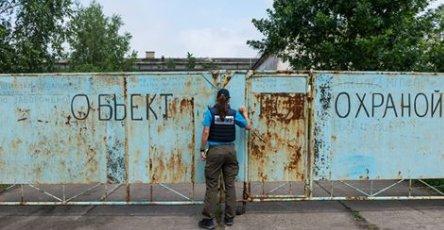 В 30 километрах от Мариуполя боевики спрятали танки, - ОБСЕ - Цензор.НЕТ 9562