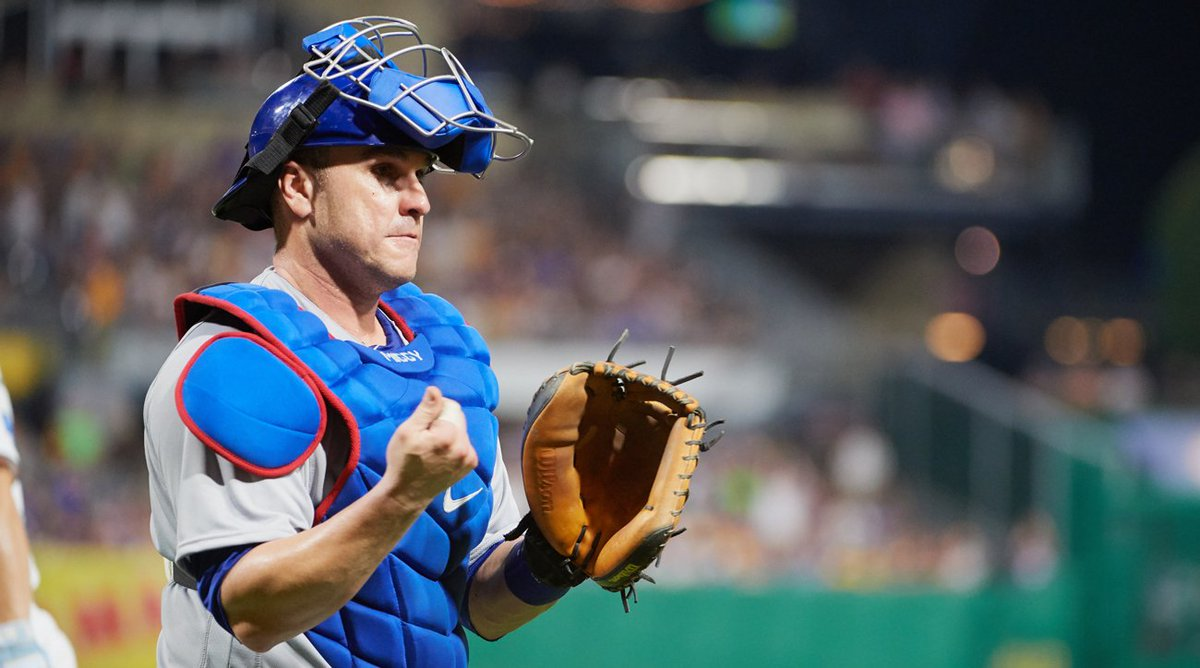 The Cubs' move to designate Miguel Montero for assignment is understan...