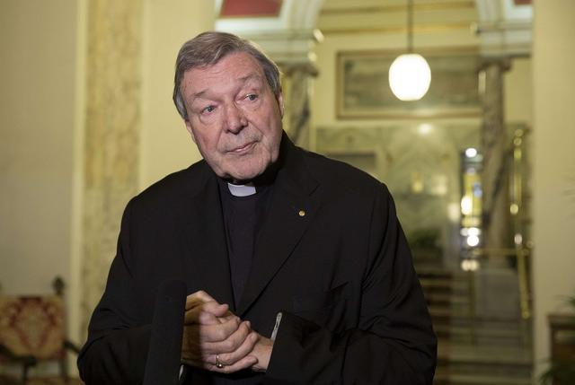 Un proche du pape François inculpé en Australie pour sévices sexuels sur enfants https://t.co/d3OgMKDETM