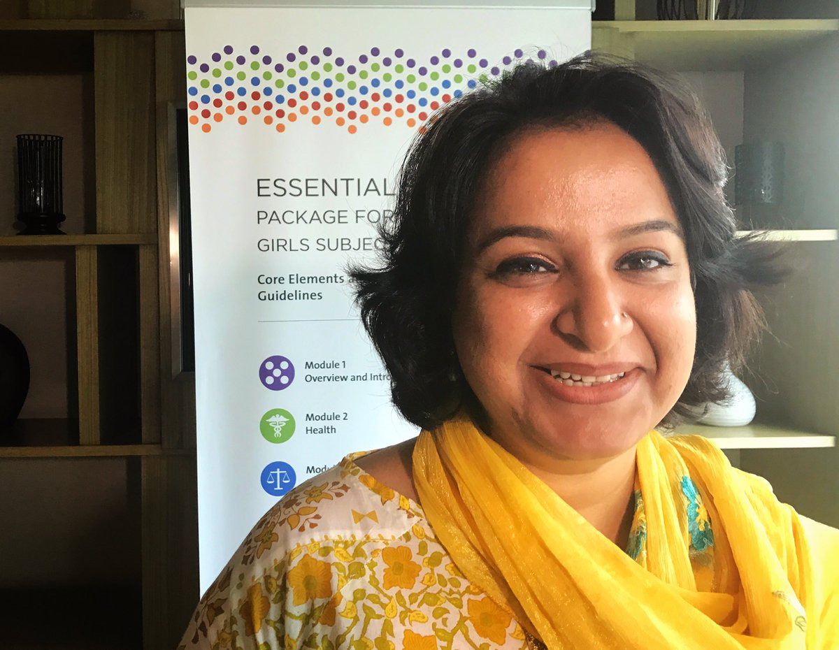 #Pakistan is &#39;really coming around&#39; to meeting needs of survivors of gender-based violence, says Saliha of @UNFPA Pakistan #EndVAW <br>http://pic.twitter.com/KMdUPTIHdJ