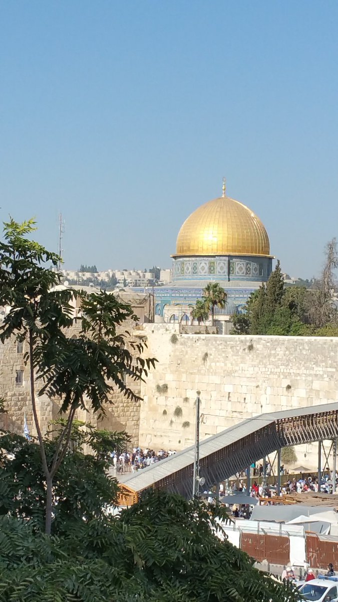 The Temple Mount in #Jerusalem is the holiest site in Judaism.Jews pray 3x a day facing the Holy of Holies @israelinunesco #Israel IJLM<br>http://pic.twitter.com/0cFWKUbrUO