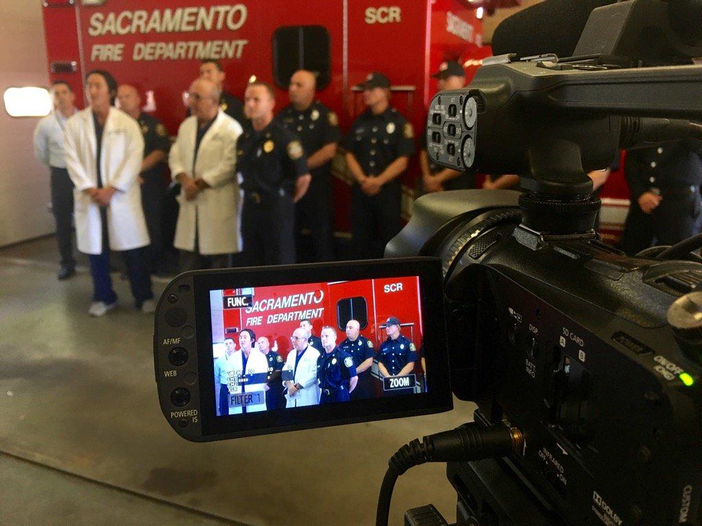 Gr8 to hear news from @UCDavisEM & @SacFirePIO about emergency-car...