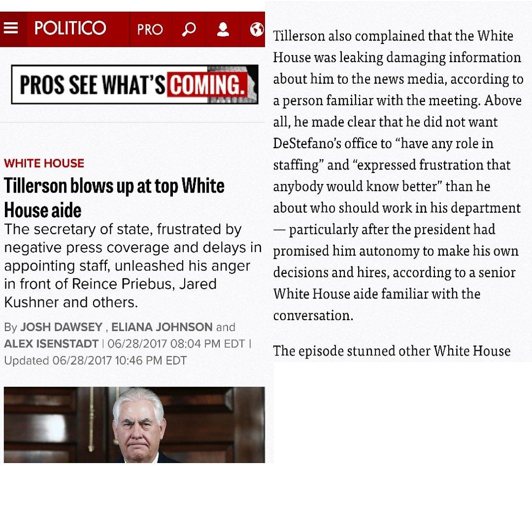 #Tillerson to #WhiteHouse: It&#39;s #treason #season! #MOVEGetouttheway<br>http://pic.twitter.com/suh3QADRDo