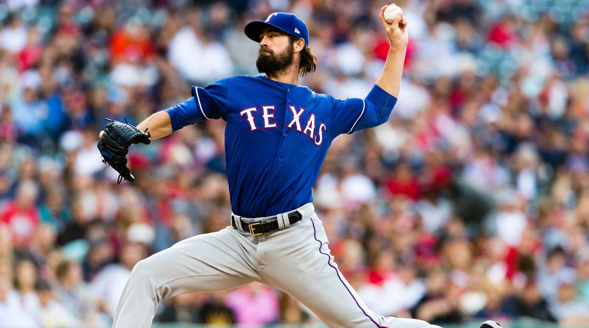 Cole Hamels is struggling to miss bats, and it may signal long-term pr...