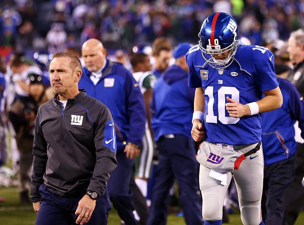 Steve Spagnuolo is finally comfortable again running the Giants' defen...