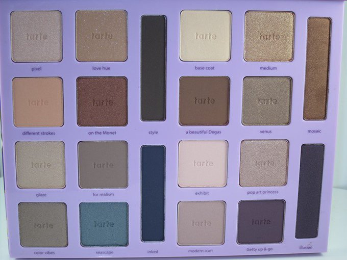 Tarte Color Vibes Amazonian Clay Eyeshadow Palette Review & Swatches – Musings of a Muse