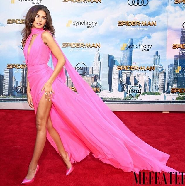 Zendaya did that tonight 🔥 https://t.co/u4zhM3kWgA