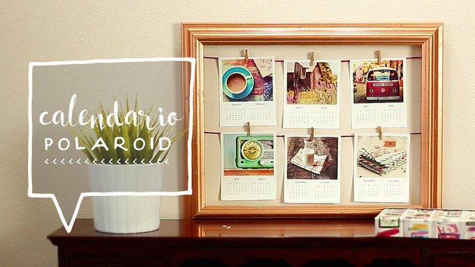 En video: ¿Te gusta la decoración vintage? ¡Aprende a hacer este calendario!