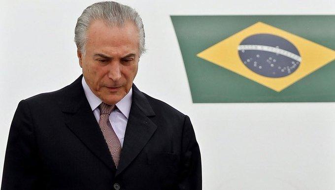 Президент Бразилии не поедет на саммит G20 https://t.co/lCIZLMBHam
