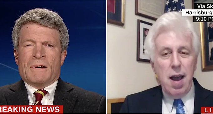 'Disgusting': George Bush's ethics lawyer wipes the floor with Jeffrey Lord over Trump hotel fundraiser https://t.co/UQcmLUbjG4