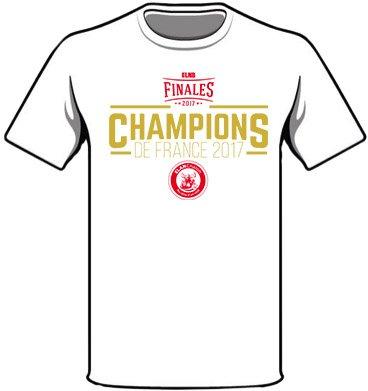 Les t-shirts &quot;Champions de France&quot; arrivent ! Plus d&#39;info sur :  http:// ow.ly/xU7B30d6LGm  &nbsp;   #RougeEtBlanc #ChampionDeFrance #Boutique<br>http://pic.twitter.com/HvhvFla8y1
