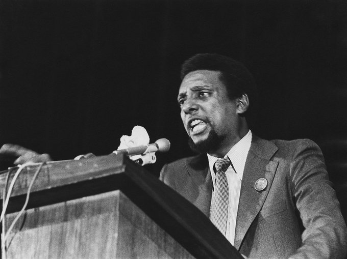 Happy Birthday to Stokely Carmichael, who would have turned 76 today!