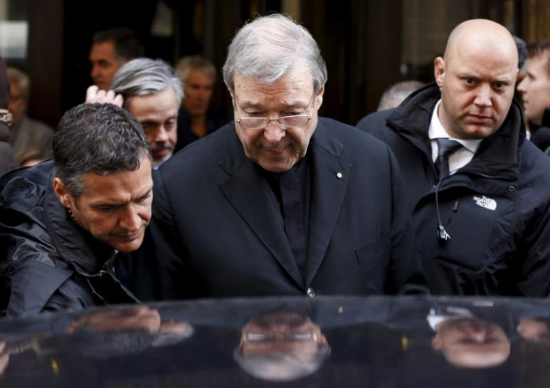 Top papal adviser charged with sexual assault in blow to Vatican https...