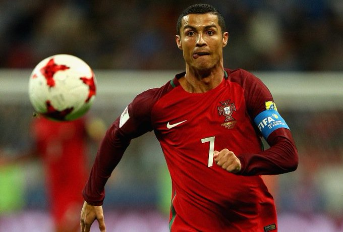 Cristiano Ronaldo confirms he is father to twin boys after Portugal's Confederations Cup exit https://t.co/m6daxkdTk6